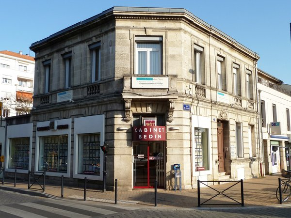 Agence immobili re bordeaux cauderan cabinet bedin for Bordeaux cauderan immobilier