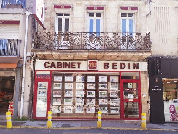 Cabinet Bedin Immobilier LE BOUSCAT