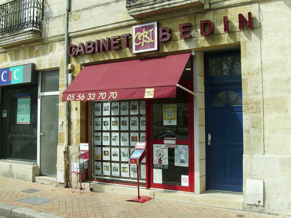 Agence immobili re bordeaux nansouty cabinet bedin for Agents immobiliers bordeaux