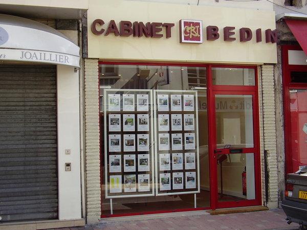 Cabinet Bedin Immobilier BORDEAUX SAINT AUGUSTIN