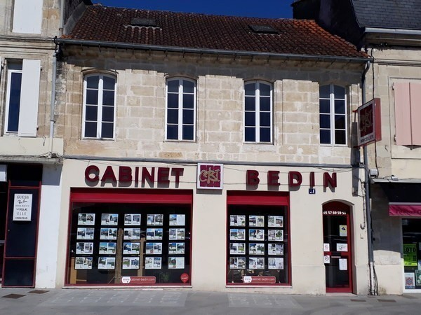 Cabinet Bedin Immobilier COUTRAS