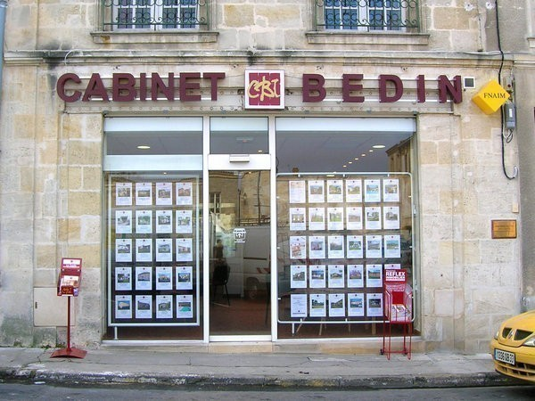 Cabinet Bedin Immobilier CREON