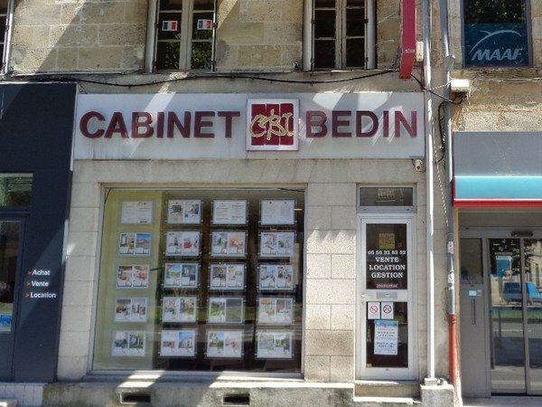 Agence immobili re bordeaux bastide cabinet bedin immobilier for Location appartement bordeaux bastide