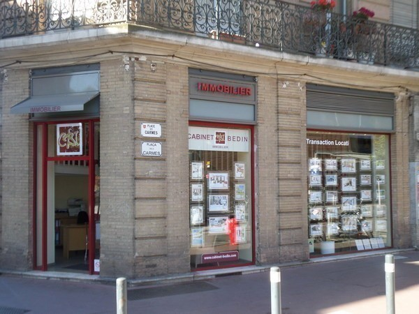 Agence immobili re toulouse les carmes cabinet bedin immobilier - Cabinet bedin immobilier ...