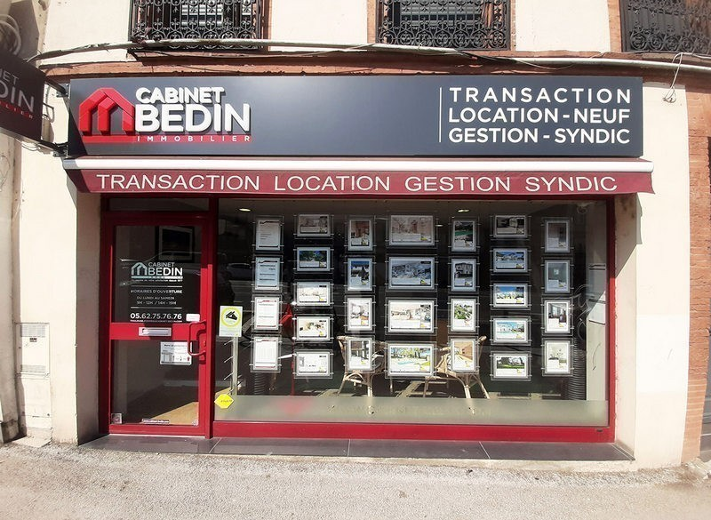 Cabinet Bedin Immobilier TOULOUSE LES MINIMES