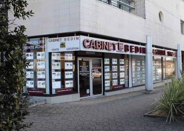 Cabinet Bedin Immobilier SAINT MEDARD