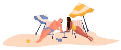 location vacances biscarrosse
