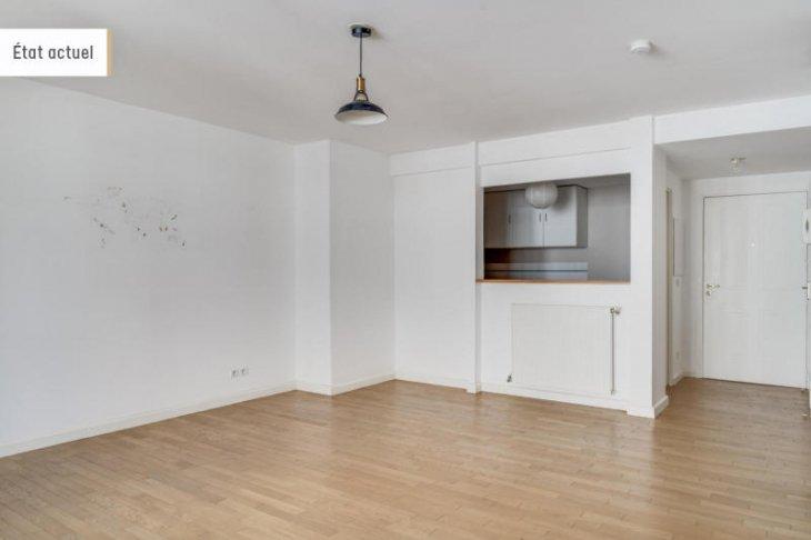 Avant homestaging cabinet bedin