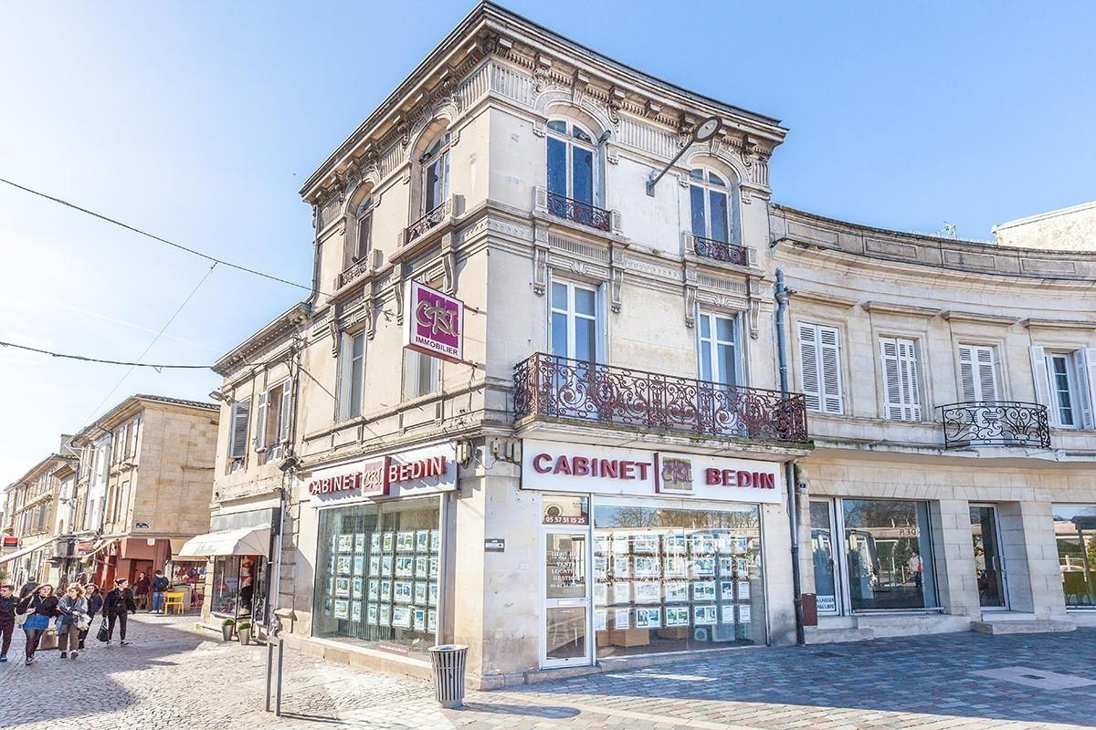 Agence de Libourne du Cabinet Bedin Immobilier