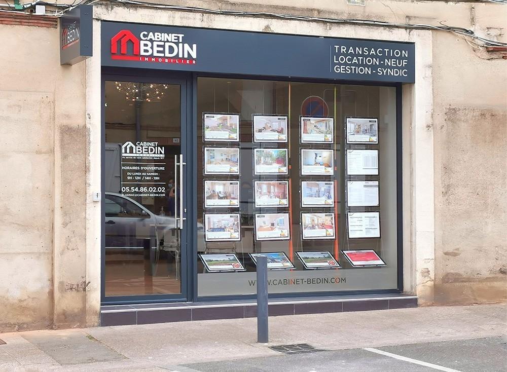 Agence Immobiliere Blagnac Cabinet Bedin