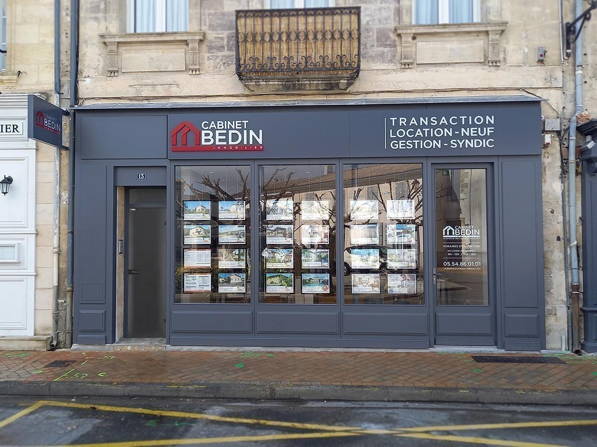 Agence Immobilière La Brède