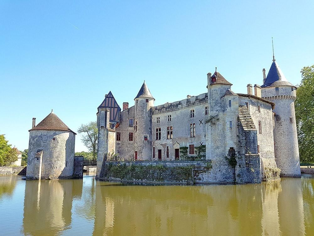 Château de La Brède - Crédits : nbnserge @Adobestock