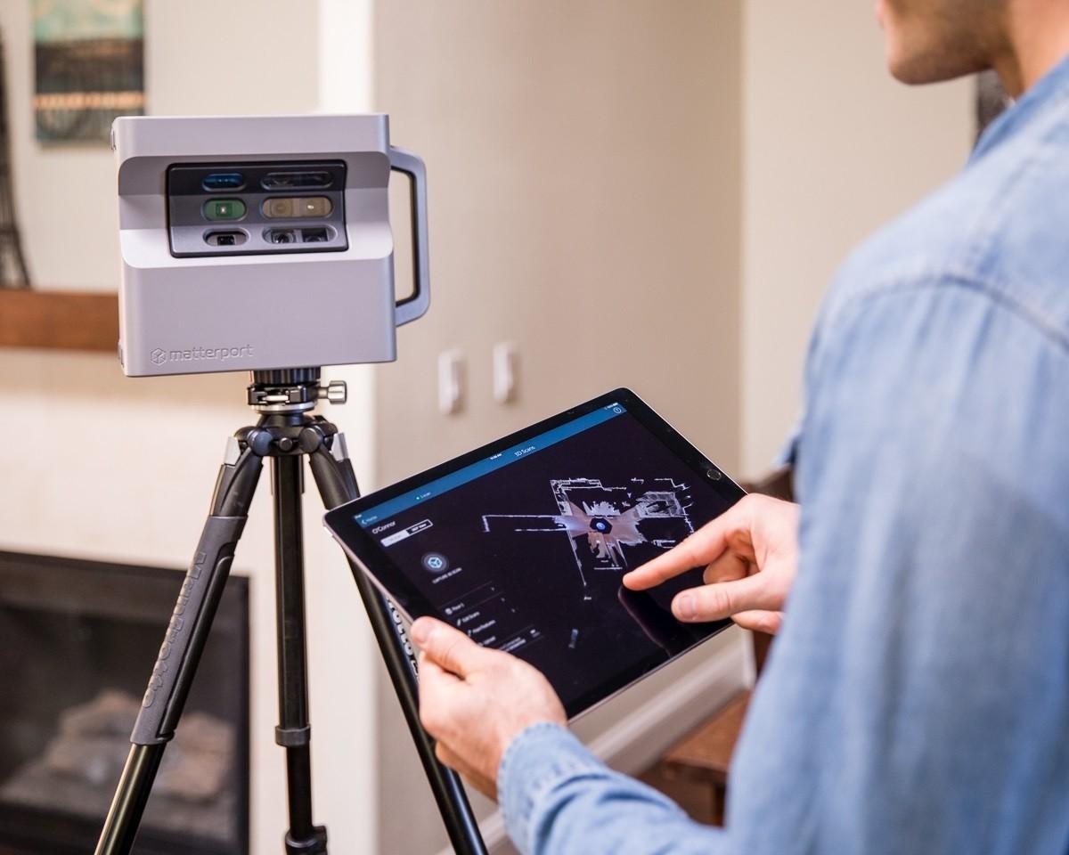 offre visite virtuelle Matterport offerte par le Cabinet Bedin Immobilier