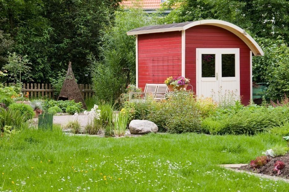 taxe abri de jardin